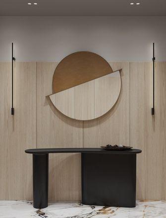 经济型90平米三室两厅现代简约风格走廊图