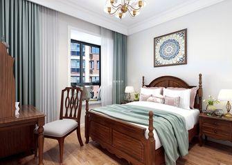 经济型140平米四美式风格卧室图