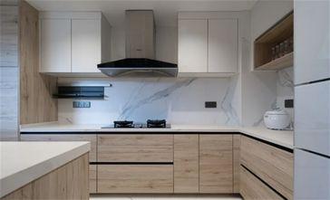 140平米四室两厅现代简约风格厨房图片大全