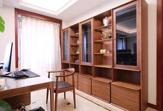 豪华型140平米四混搭风格书房图