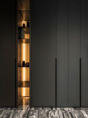 豪华型110平米三室两厅现代简约风格玄关装修图片大全