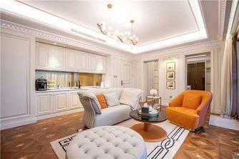 140平米四室一厅法式风格阁楼欣赏图