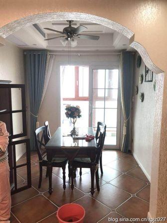 经济型120平米三室两厅欧式风格餐厅装修图片大全