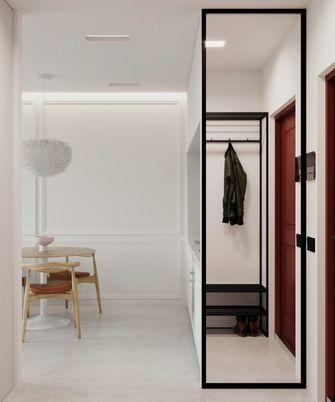 20万以上120平米三现代简约风格玄关装修图片大全