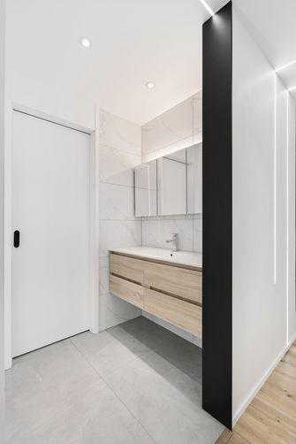 10-15万三室三厅北欧风格卫生间欣赏图