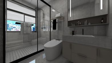 经济型120平米四室两厅现代简约风格卫生间效果图