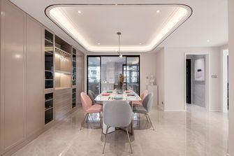 15-20万140平米三室两厅美式风格餐厅装修效果图