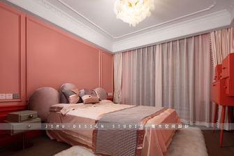 豪华型140平米别墅法式风格青少年房图