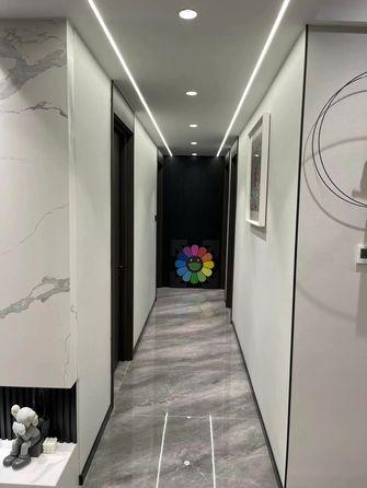豪华型140平米四室一厅轻奢风格走廊装修案例