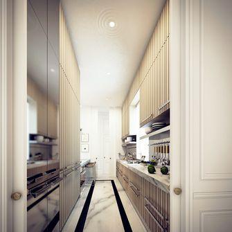 140平米新古典风格厨房欣赏图