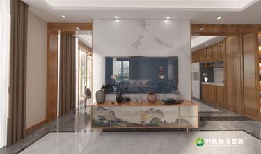 140平米别墅东南亚风格卧室欣赏图