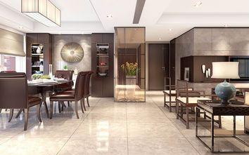 120平米三室两厅中式风格走廊图