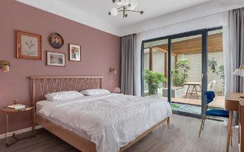 富裕型70平米现代简约风格卧室图片