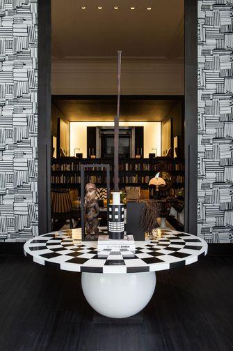 60平米公寓美式风格客厅装修案例