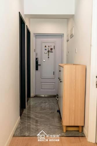 三室两厅中式风格玄关效果图