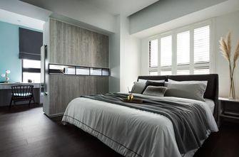 富裕型三室两厅现代简约风格卧室装修效果图