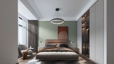 豪华型140平米三室四厅北欧风格卧室效果图