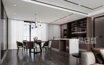 20万以上140平米四混搭风格餐厅设计图