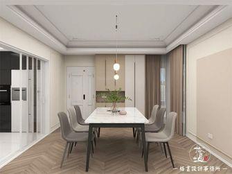 10-15万140平米三室两厅法式风格餐厅效果图
