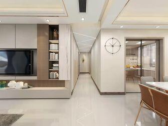 120平米一室两厅现代简约风格客厅欣赏图