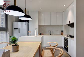 10-15万120平米三室两厅北欧风格餐厅设计图