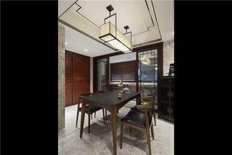 富裕型140平米四室一厅中式风格餐厅装修效果图
