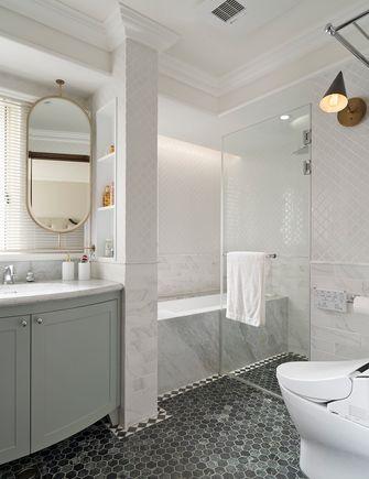 100平米新古典风格卫生间装修案例