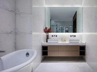 140平米三室一厅美式风格卫生间装修效果图