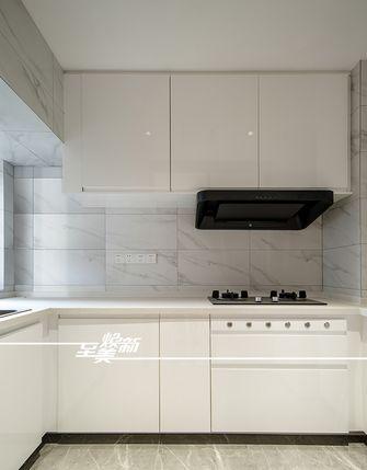80平米三室两厅日式风格厨房装修图片大全