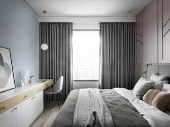 豪华型100平米三室两厅北欧风格卧室欣赏图