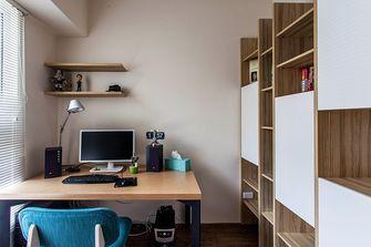 富裕型100平米三室一厅混搭风格客厅图