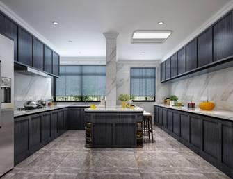 3万以下140平米四美式风格厨房装修案例