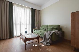 豪华型140平米三室两厅日式风格阳光房装修案例