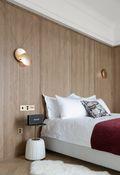140平米四法式风格卧室装修效果图