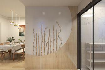 50平米一室两厅日式风格餐厅欣赏图