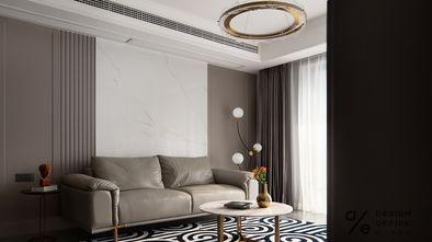 富裕型130平米四室两厅混搭风格客厅图
