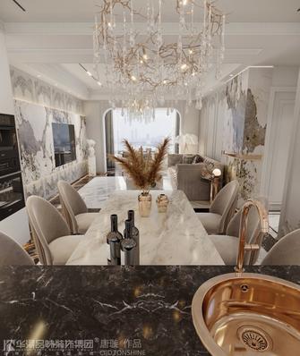 15-20万140平米三法式风格餐厅欣赏图