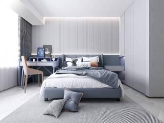 豪华型140平米三室两厅英伦风格青少年房欣赏图
