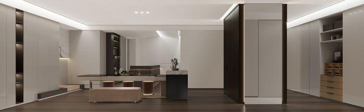 20万以上110平米三室两厅现代简约风格客厅图片