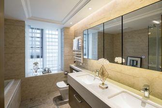 140平米四室一厅轻奢风格卫生间装修图片大全