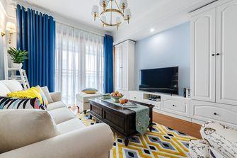 三美式风格客厅设计图