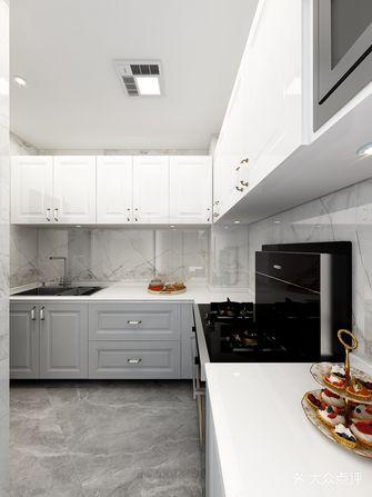 10-15万100平米三法式风格厨房装修图片大全