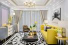 20万以上140平米四室两厅英伦风格客厅装修案例