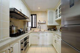 豪华型120平米三室两厅美式风格厨房图片大全