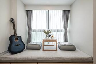 60平米现代简约风格卧室图片大全