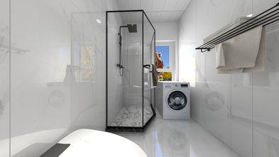 90平米三室两厅混搭风格卫生间装修图片大全