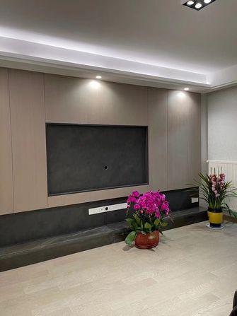 富裕型120平米三现代简约风格客厅图片大全