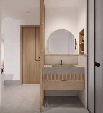 20万以上140平米四室两厅现代简约风格卫生间设计图