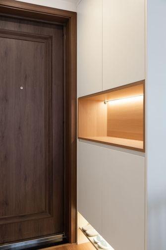 富裕型70平米三室一厅现代简约风格玄关欣赏图