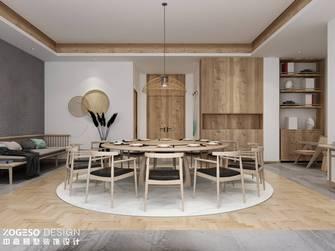 20万以上140平米公装风格客厅欣赏图